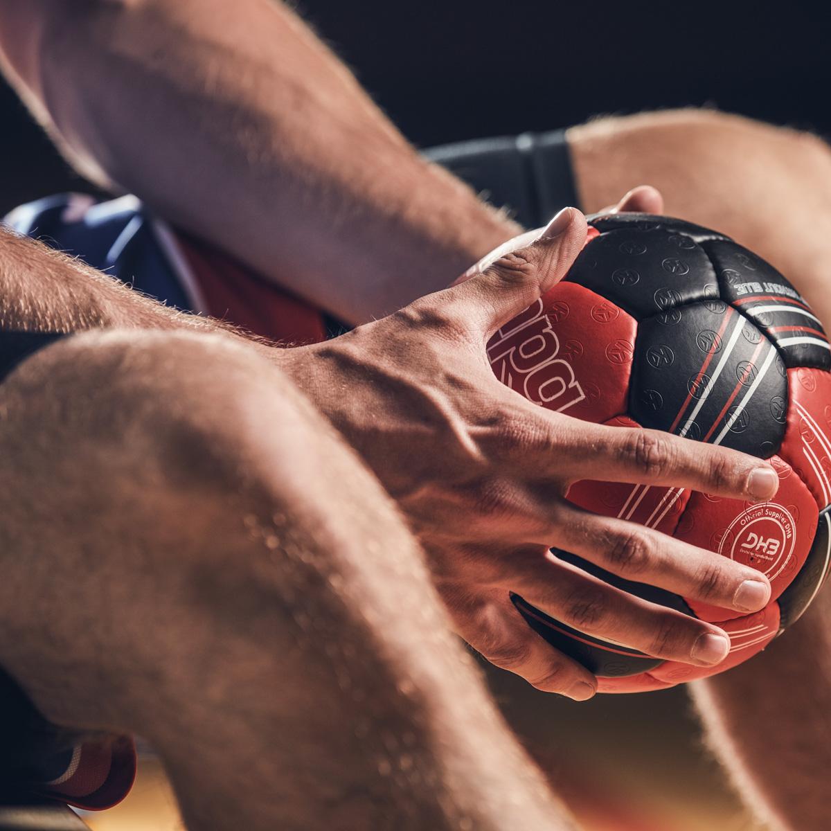 Handballspieler Tim Nothdurft des HBW Balingen-Weilstetten