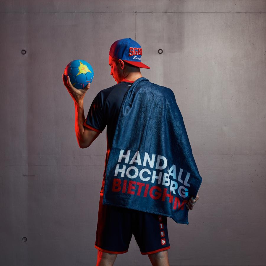 Imageshooting für die SGBBM Bietigheim-Bissingen, Handball-Bundesliga/ Werbefotografie von Fotograf Nino Strauch
